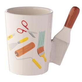 Mug truelle