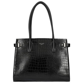 Sac à main David Jones 5846 noir