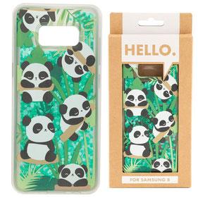 Coque téléphone Samsung 8 panda