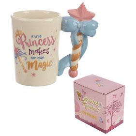 Mug baguette magique princesse