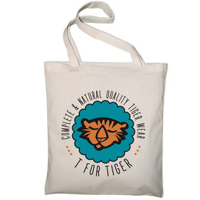TOTE BAG by T FOR TIGER_Copyright: Stephanie Gerlier