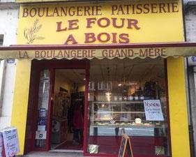 La Boulangerie Grand Mère Châlons en Champagne - le petit voyageur