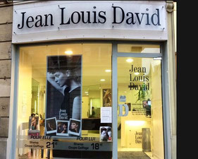 Jean Louis David Chalons en Champagne - le petit voyageur