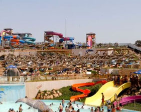 Tamaris Aquapark- Maroc on point