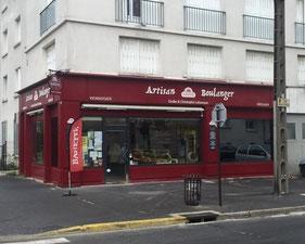 Boulangerie Lahanque Christophe à chalons en champagne - le petit voyageur