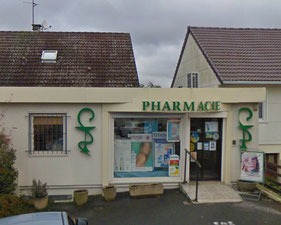 Pharmacie Schulthess Chalons en Champagne - le petit voyageur