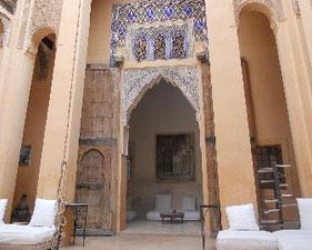 Riad Dar Chrifa Marrakech - Maroc on point
