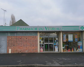 Pharmacie du Verbeau - made in chalons