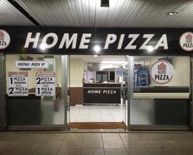 Home Pizza Saint-Memmie - le petit voyageur