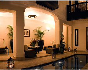 Riad Riad Harmonia Marrakech - Maroc on Point