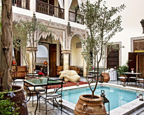 Riad al loune Marrakech - Maroc on point
