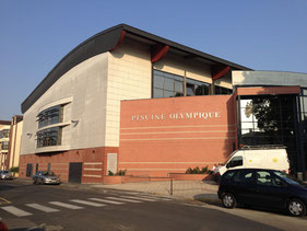 Piscine Olympique Chalons en champagne