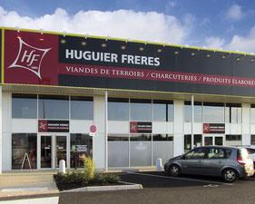 Boucherie Huguier Frères Chalons en Champagne - le petit voyageur
