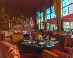 Del Café Marrakech - Maroc on point