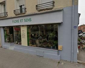 Fleuriste Flore Et Sens Chalons en Champagne - le petit voyageur