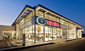 Concessionaire Toyota