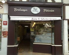 Boulangerie Gorguet Chalons en Champagne - le petit voyageur