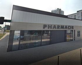 Pharmacie Baclet Dubois Chalons en Champagne - le petit voyageur