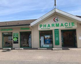 Pharmacie Duchatel Chalons en Champagne - le petit voyageur