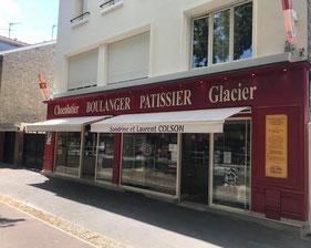 Boulangerie Colson Laurent à chalons en champagne - le petit voyageur