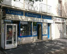 Boulangerie Breuzard Chalons en Champagne - le petit voyageur