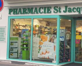 Pharmacie Saint Jacques Chalons en Champagne - le petit voyageur
