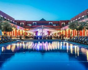 Fairmont Royal Palm Marrakech - Maroc on point