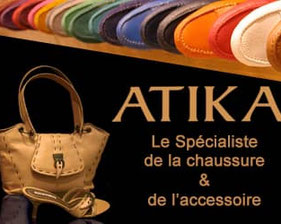 Atika Marrakech - Maroc on point