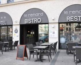 Hôtel & SPA Le Renard Châlons-en-champagne - le petit voyageur