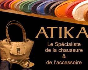 Atika Marrakech - Maroc on point