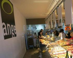 Boulangerie Ange Saint Memmie - le petit voyageur