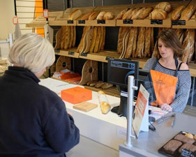 Boulangerie Patisserie Au Four à Bois chalons en champagne - le petit voyageur