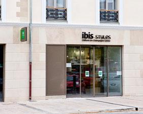 Hôtel Ibis Styles - le petit voyageur