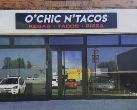 O'Chic N'Tacos Chalons en Champagne -le petit voyageur