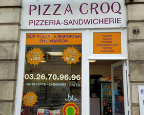 Pizza croq Chalons en Champagne - madeinchalons