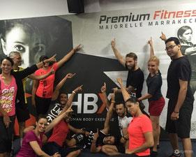 Premium Fitness Majorelle Marrakech - Maroc on Point