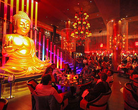 Buddha-Bar Marrakech - Maroc on point