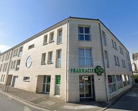 Pharmacie de L'Hotel de Ville à Saint-Memmie - made in chalons
