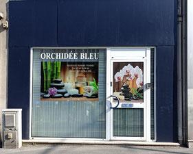 Orchidée Bleue Massage Chalons en Champagne - Le Petit Voyageur