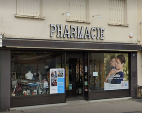 Pharmacie Schmit Chalons en Champagne - le petit voyageur