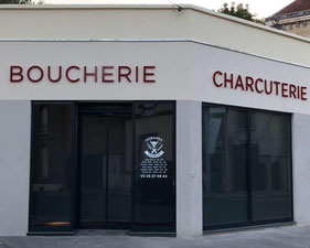 Boucherie du Faubourg Chalons en Champagne - le petit voyageur