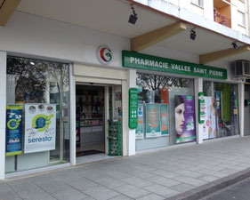 Pharmacie de la Vallée Saint Pierre Chalons en Champagne - le petit voyageur
