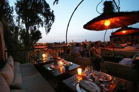 Kosy Bar à Marrakech - Maroc on point