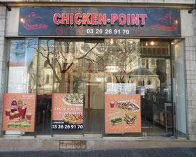 Chicken-Point Chalons en Champagne - le petit voyageur