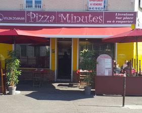 Pizza Minutes - le petit voyageur