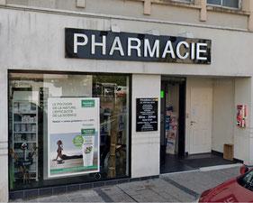 Pharmacie 52 République Chalons en Champagne - le petit voyageur
