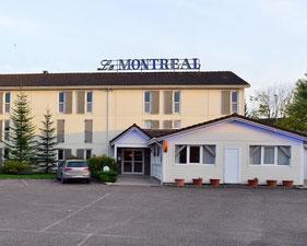 Hôtel le Montréal Chalons en Champagne - le petit voyageur