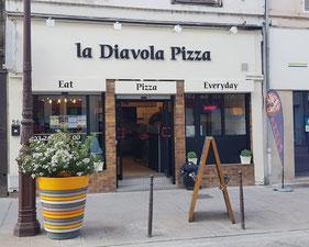 Chrono pizza Chalons en Champagne - le petit voyageur