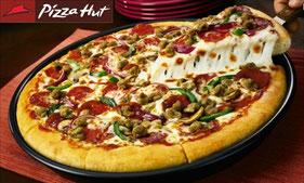 Pizza Hut Abdelmoumen - Casablanca - Maroc on point