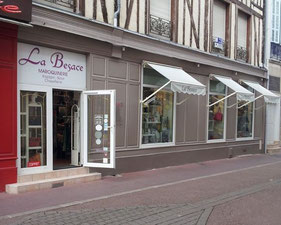 La Besace Châlons en Champagne - le petit voyageur